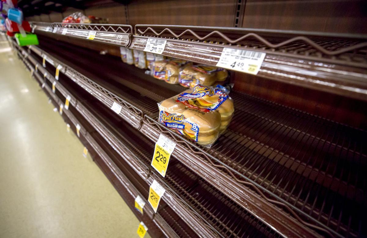 US Food Supply: Pourquoi les étagères sont-elles vides?