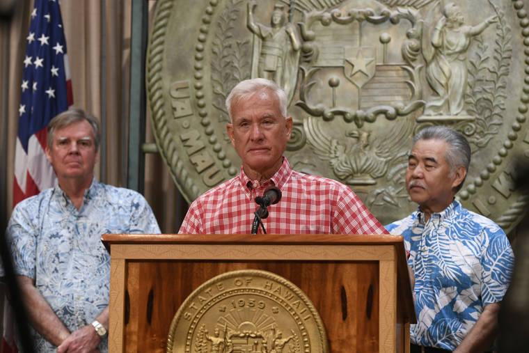 Pourquoi seul le président Trump peut sauver Hawaï maintenant?