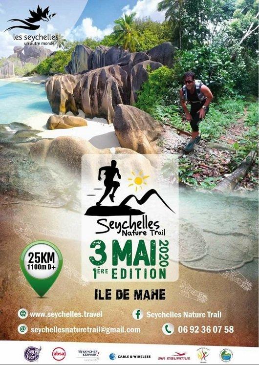 Report du Sentier Nature des Seychelles
