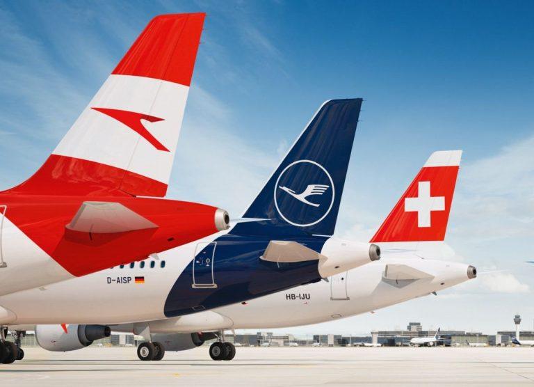 Les compagnies aériennes du groupe Lufthansa élargissent considérablement leur service en juin