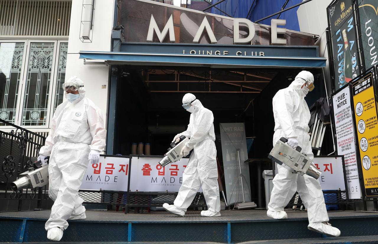 L'industrie de la vie nocturne demande à ne pas être criminalisée pour l'épidémie de COVID-19 en Corée du Sud