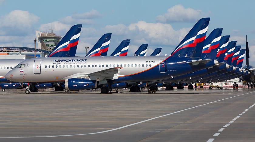 La Russie annonce 320 millions de dollars de «compensation COVID-19» pour les compagnies aériennes