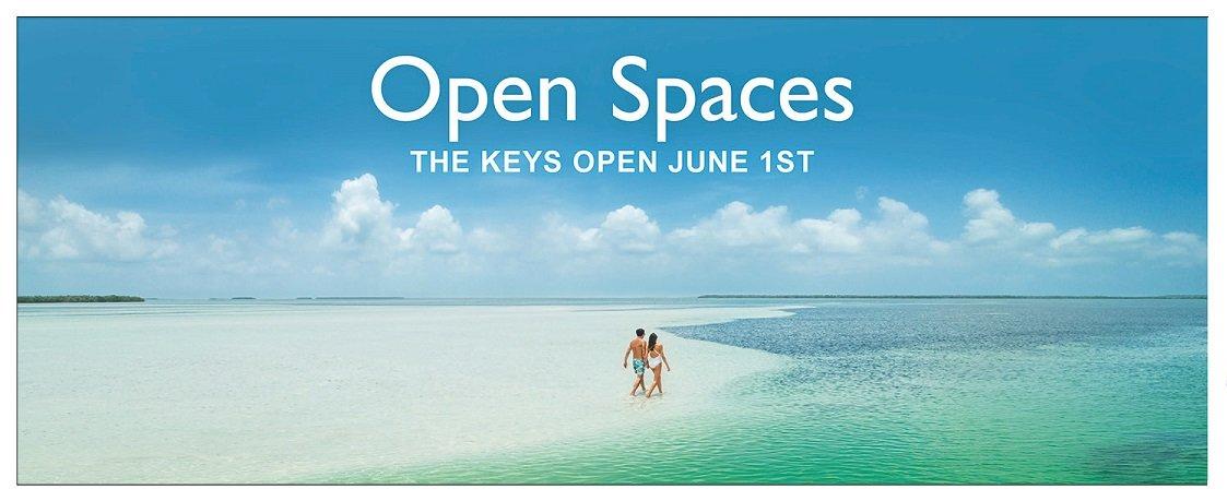 Florida Keys Tourism dévoile une nouvelle campagne avant la date de réouverture du 1er juin