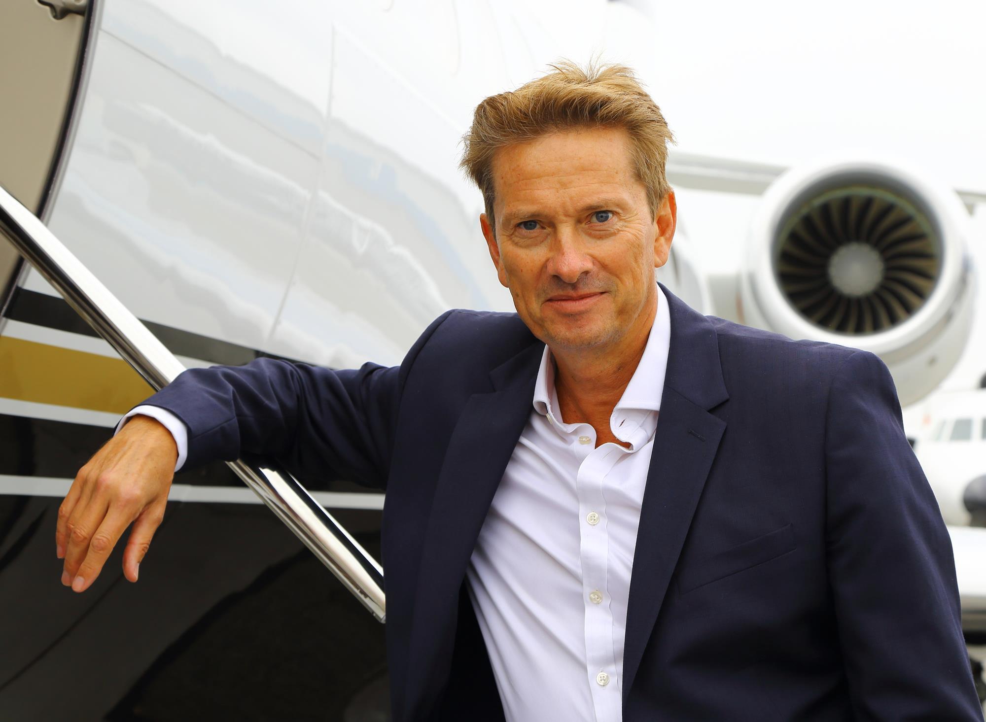 Le PDG de Luxaviation UK annonce sa retraite