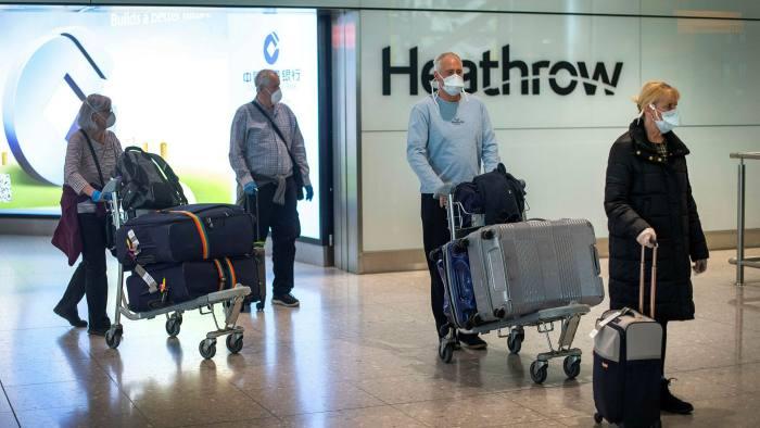 Les nouveaux arrivants au Royaume-Uni doivent désormais passer deux semaines en quarantaine obligatoire