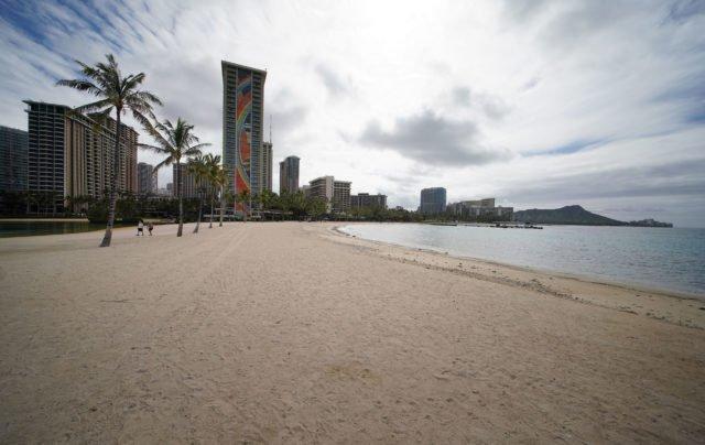 Les hôtels d'Hawaï enregistrent une baisse spectaculaire des revenus et de l'occupation