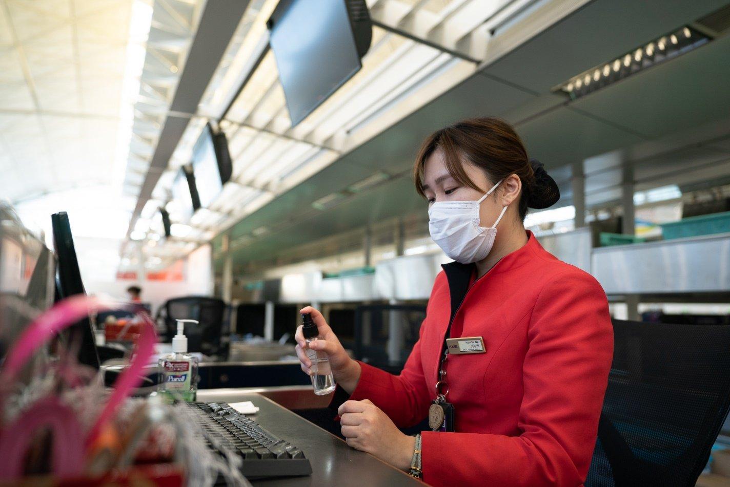 Hong Kong Airlines: la sécurité passe avant tout