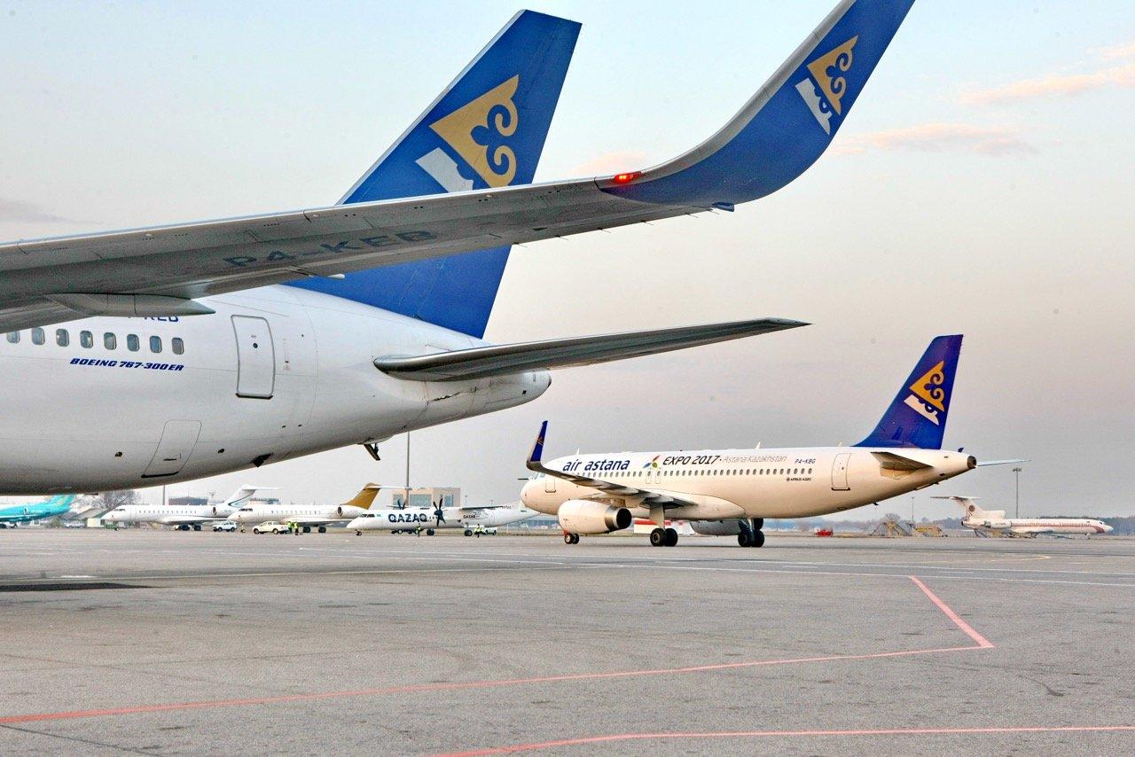 Air Astana du Kazakhstan reprend certaines opérations de vol intérieur