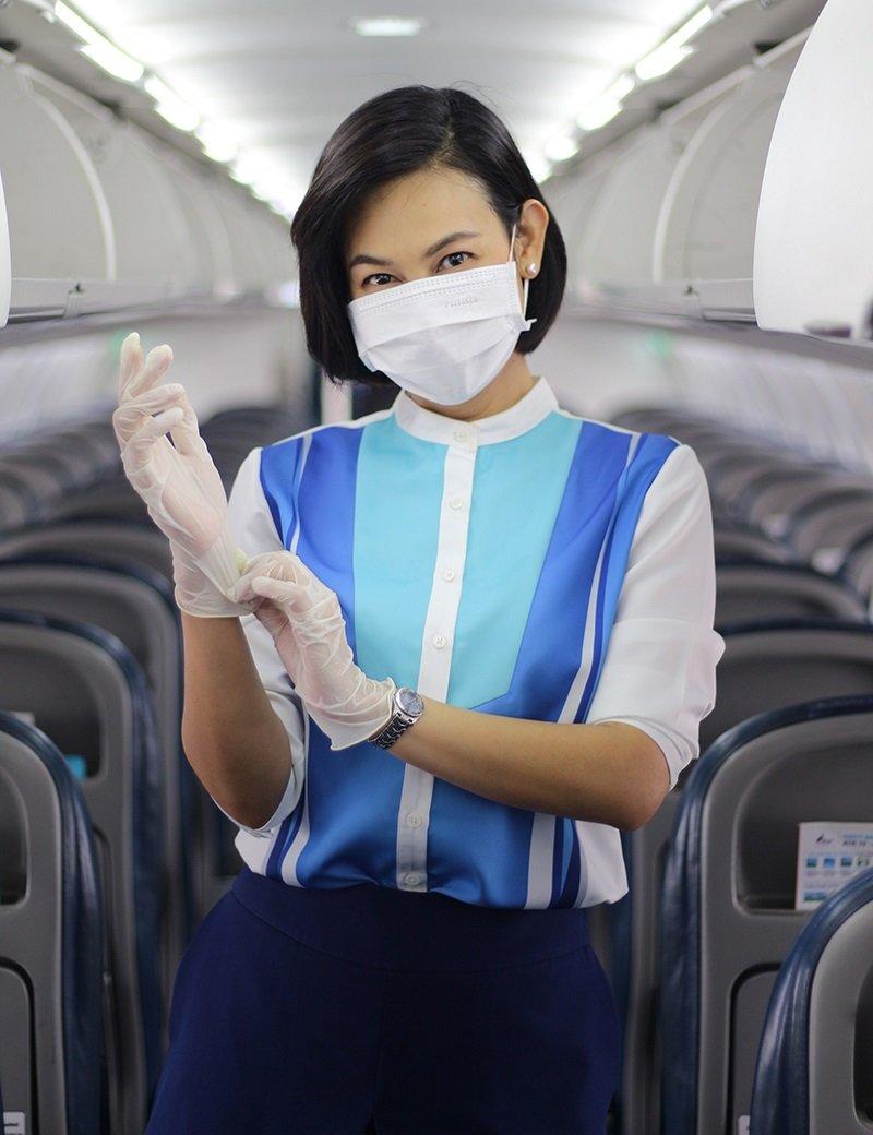 Bangkok Airways renforce ses mesures anti-COVID-19