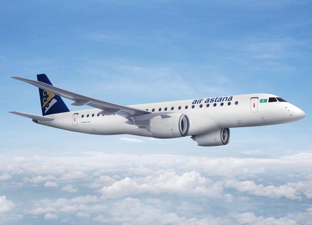 Air Astana reprend ses vols régionaux à travers le Kazakhstan