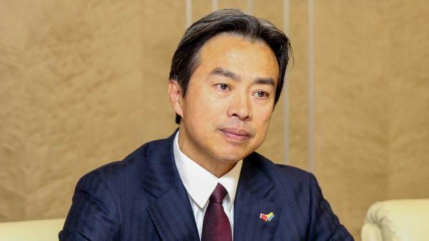 Pompeo est parti et l'ambassadeur de Chine est mort: pure coïncidence?