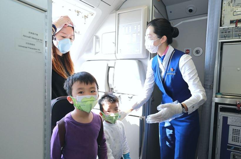 Le voyage aérien domestique en Chine dépasse 50% avant COVID-19