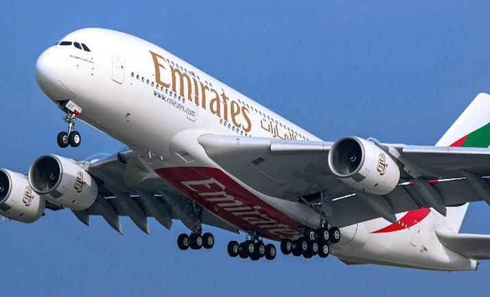 Les vols des compagnies aériennes Emirates reprennent aujourd'hui le 21 mai