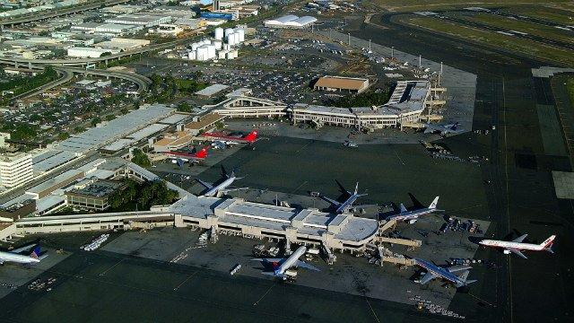 Envolez-vous vers Honolulu? C'est juste un test!