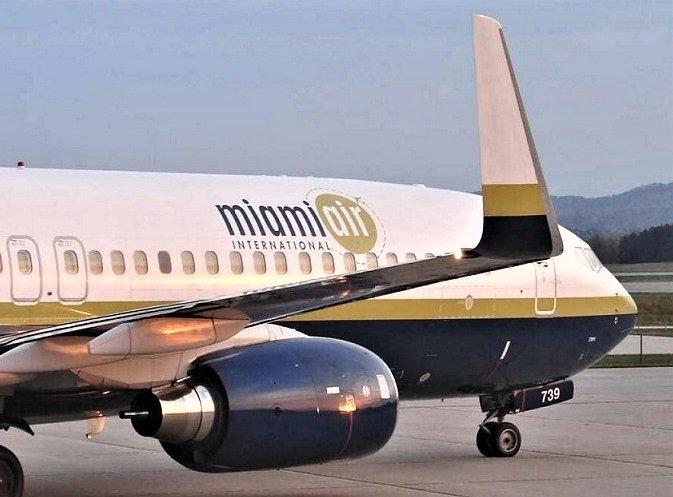 Miami Air n'a jamais obtenu la réponse de CARES Act à la demande: met fin aux opérations