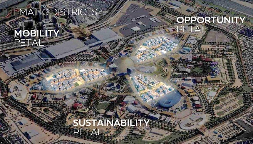 World Expo 2020 Dubai déposé pour un an en raison de COVID-19