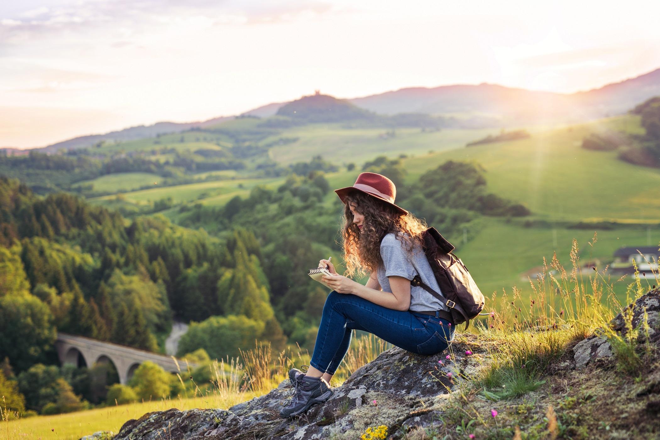 Comment écrire une bonne écriture sur votre voyage