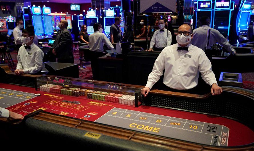 MGM Resorts International annonce une politique nationale sur les masques