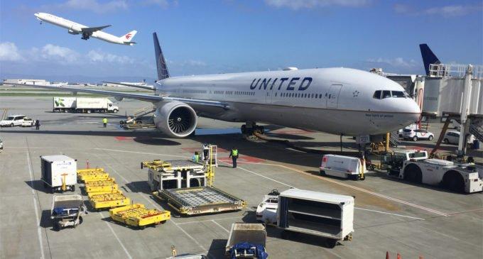 United Airlines reprend les vols de Shanghai au départ de San Francisco