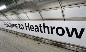 Les réservations de vols européens révèlent que «Londres est tombée»