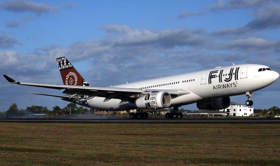 Fiji Airways se prépare à la reprise des vols