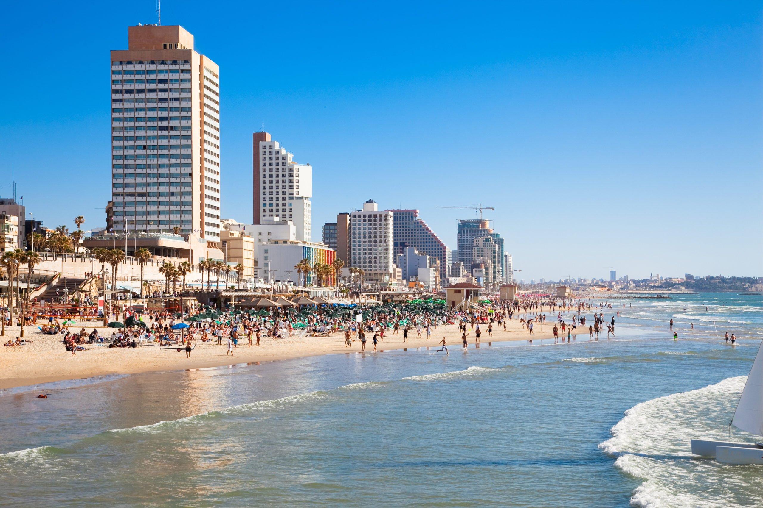Israel Tourism annonce Purple Standard pour la réouverture et l'exploitation d'hôtels