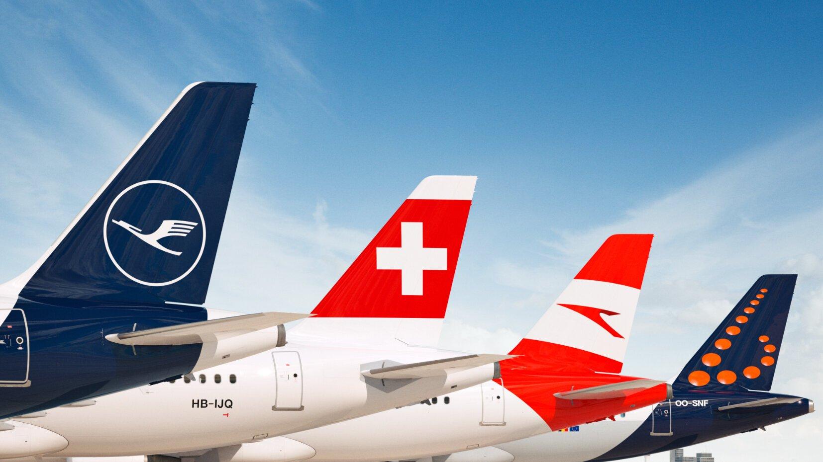 Les compagnies aériennes du groupe Lufthansa étendent le calendrier de leurs vols jusqu'en septembre