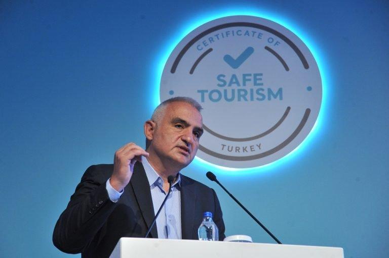 La Turquie présente le programme «Tourisme sûr»