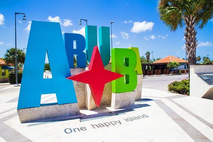 Aruba annonce des dates de réouverture pour les visiteurs internationaux