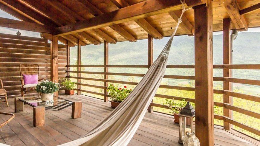 Un séjour au Géoparc Adamello Brenta dans un hôtel éco-durable
