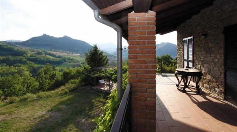 Ferme Valtidone, dans la nature de la Lombardie