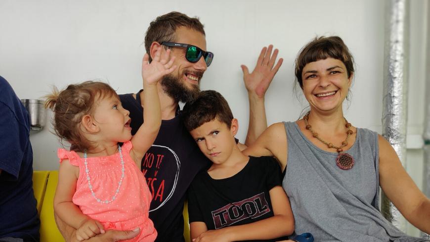 Na Okić: ses éco-propriétaires et éco-hôtes