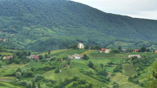ntain: région de la Champagne croate