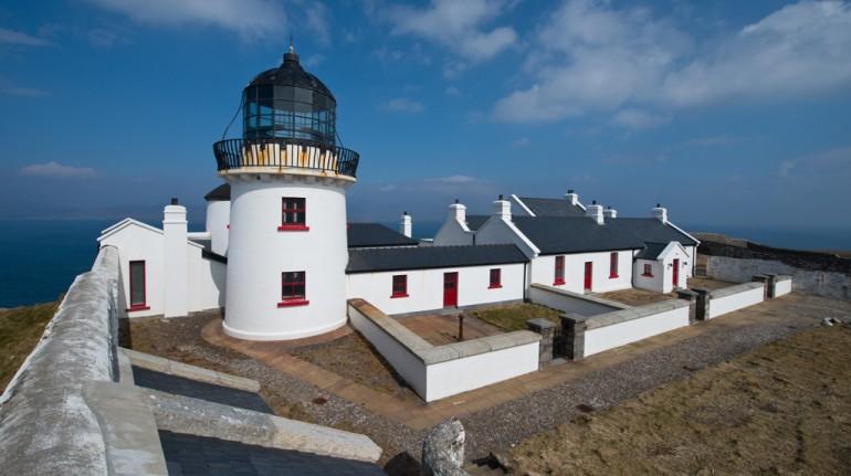 Dormir dans un phare en Irlande