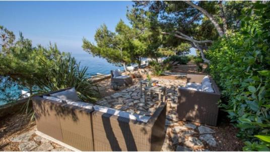 Eco-Villa Pod Borom sur l'île de Hvar
