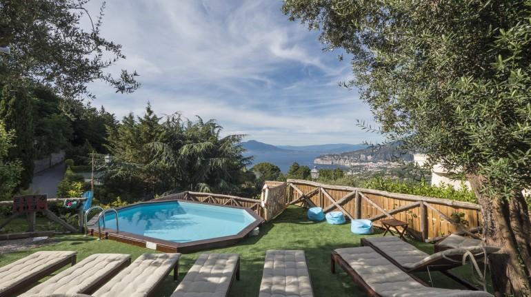 belle villa écologique dans le Salento