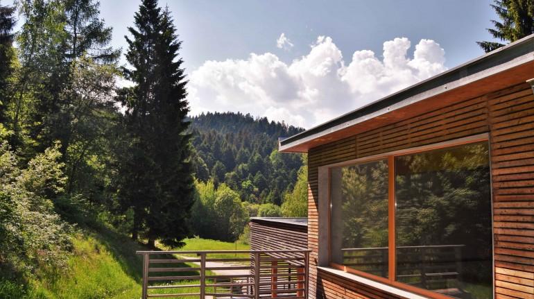 Une maison de vacances pour groupes dans le Trentin