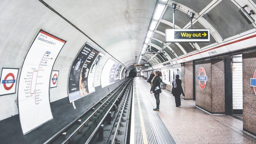 mobilité urbaine à Londres