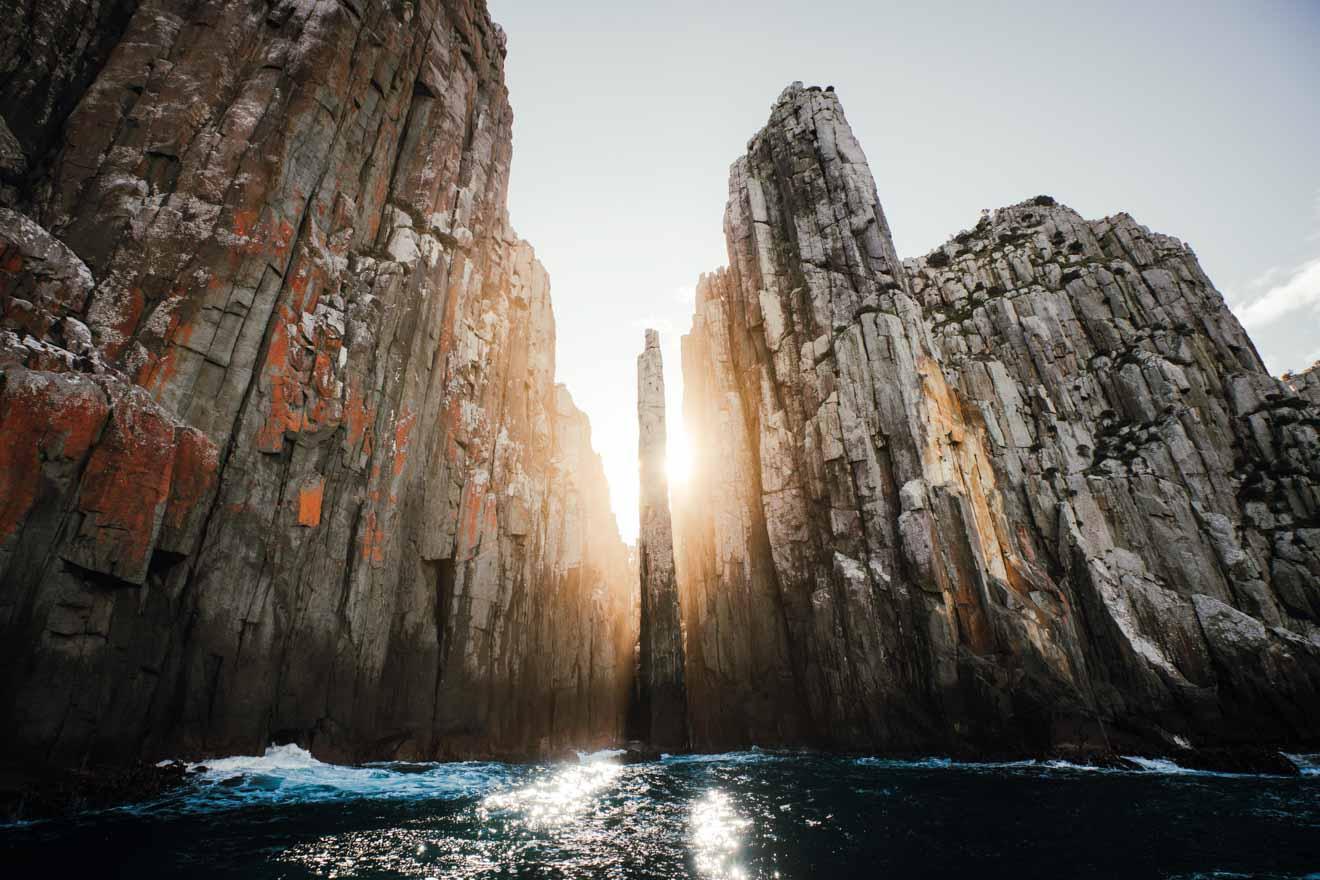 The Candlestick, Cape Hauy Que faire à Port Arthur? La meilleure vue