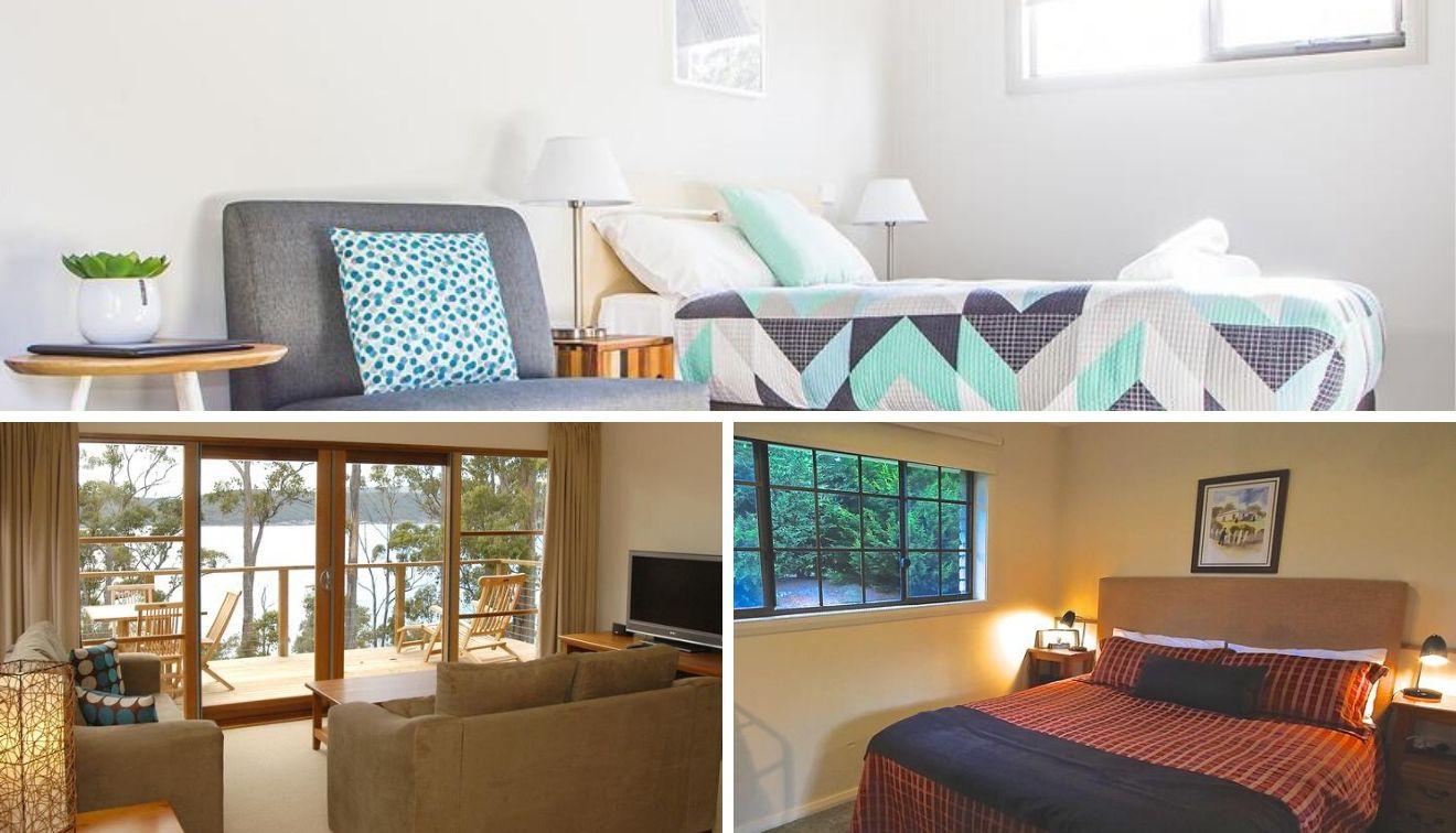 hôtels Que faire à Port Arthur chambres