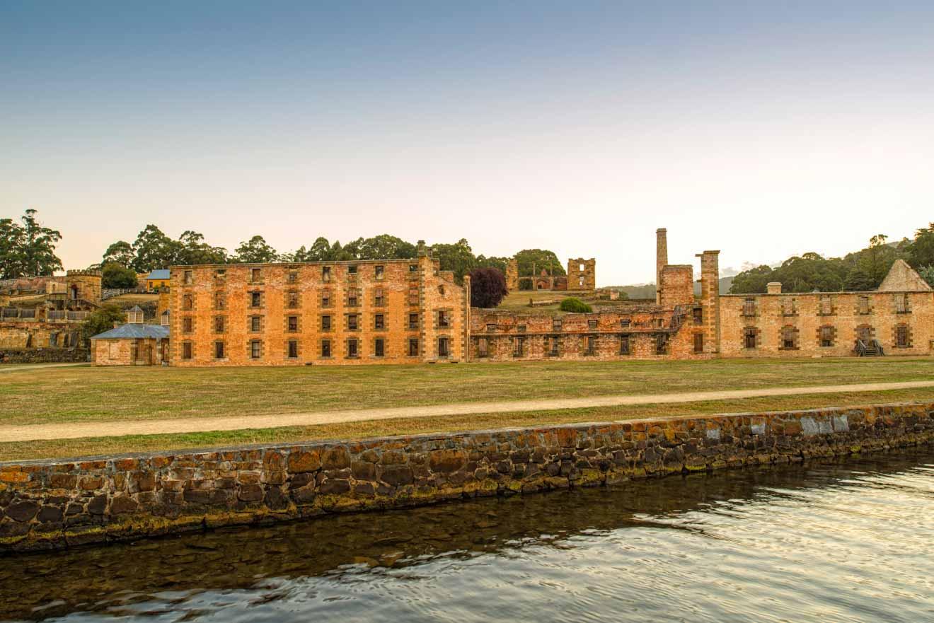 Pénitencier - Visite du site historique de Port Arthur