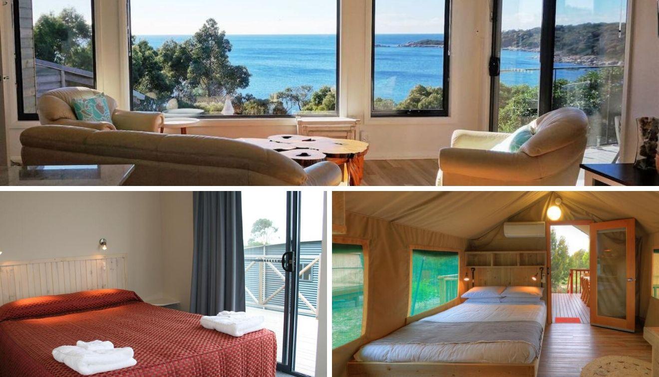 hôtel tasmanie