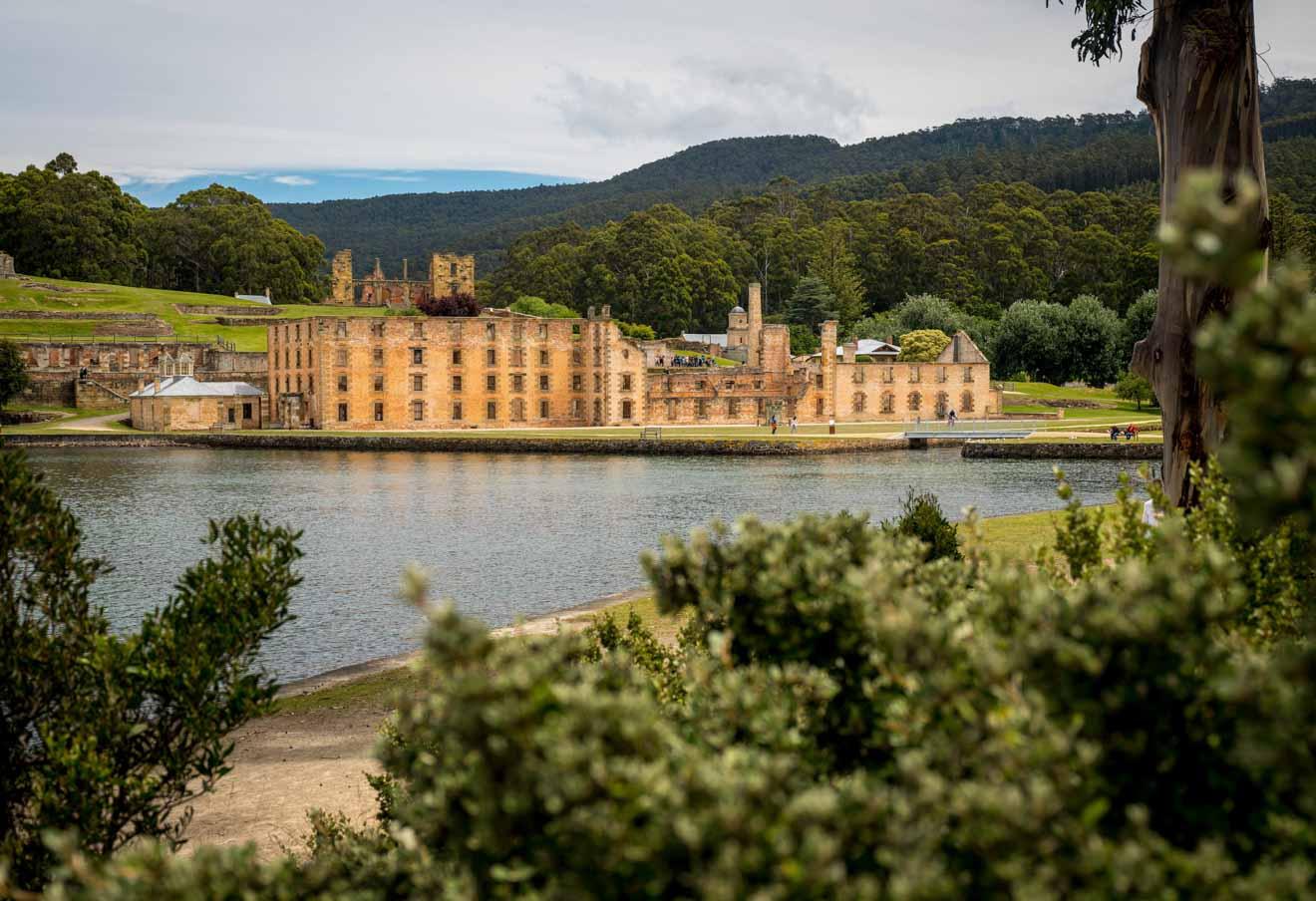 Le meilleur du site historique de Port Arthur en Tasmanie