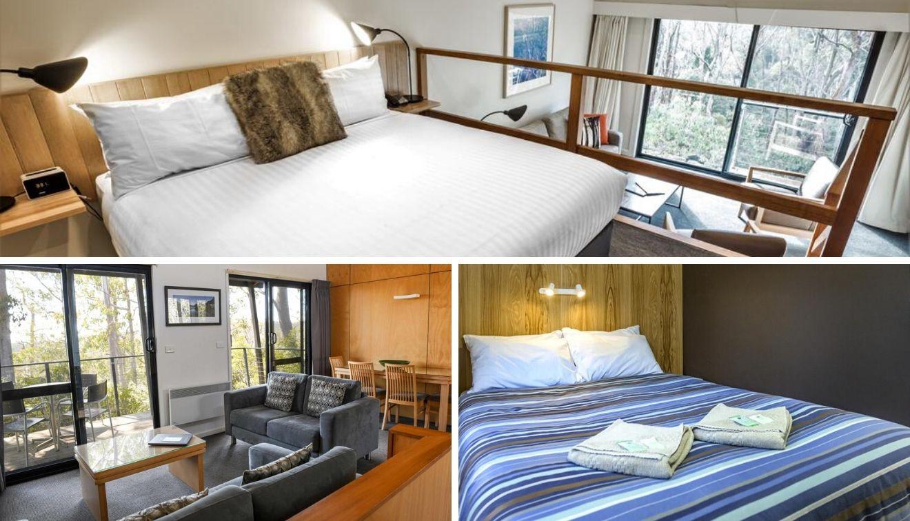 Sortir Parc national des hôtels - Tasmanie