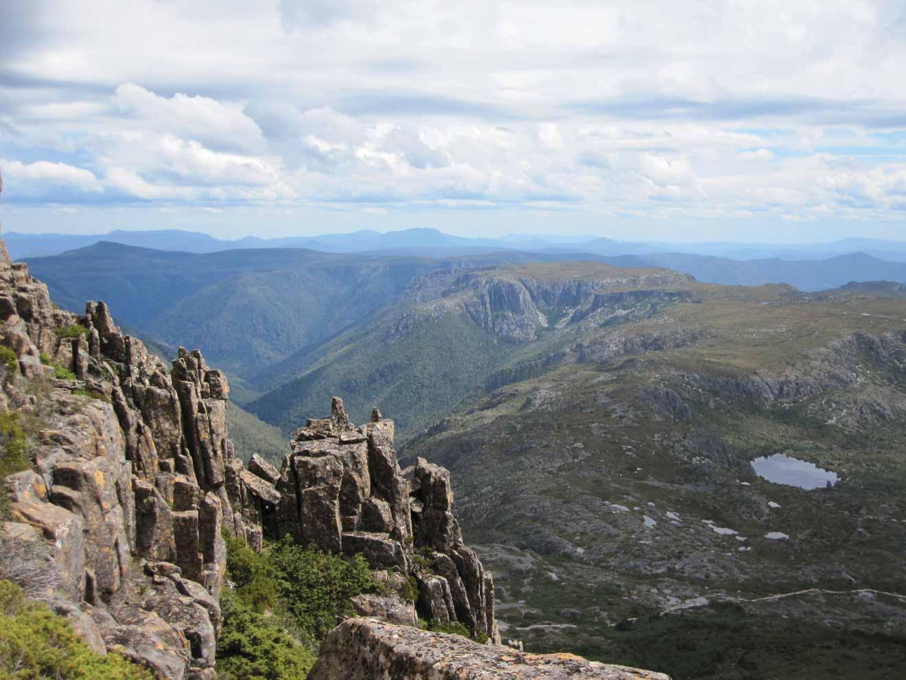 Randonnée en montagne par voie terrestre