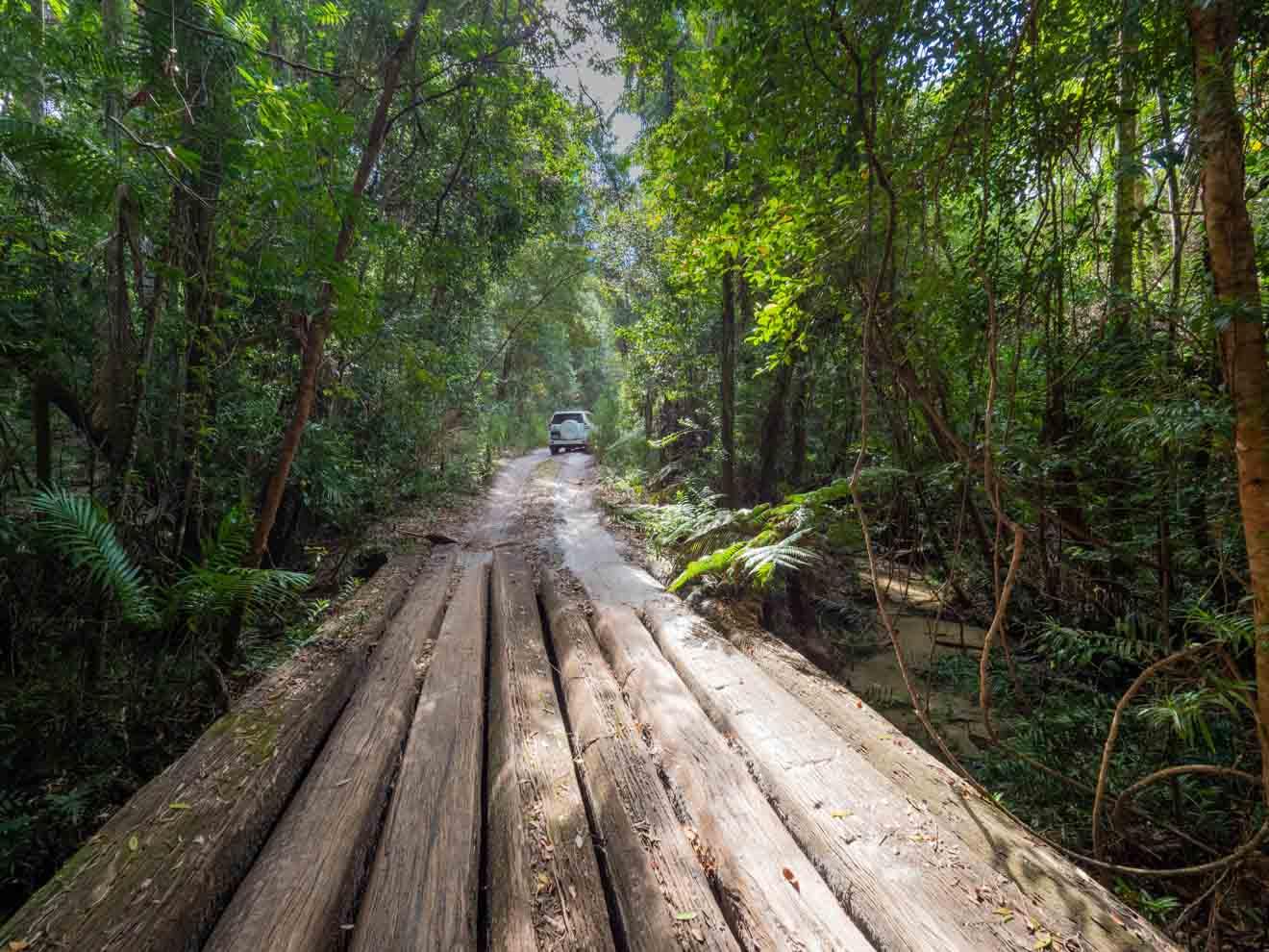 Choses à faire dans le village de Dilli sur l'île de Fraser