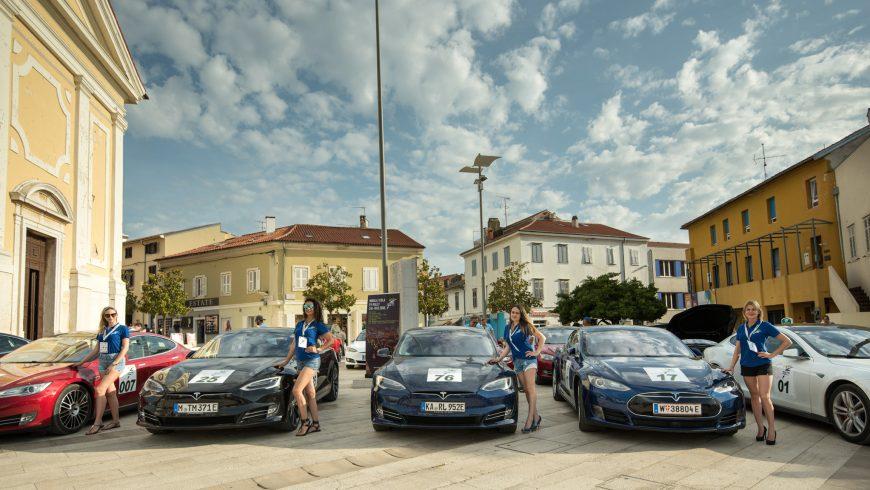 Mobilité électrique en Istrie: Où recharger votre voiture électrique?