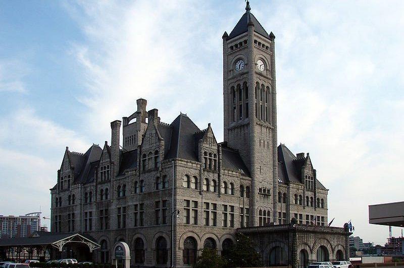 Union Station Hotel: rappel des années de gloire du chemin de fer