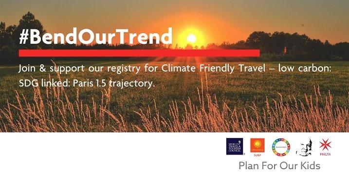Lancement de la campagne «Bend Our Trend» de SUNx Malte