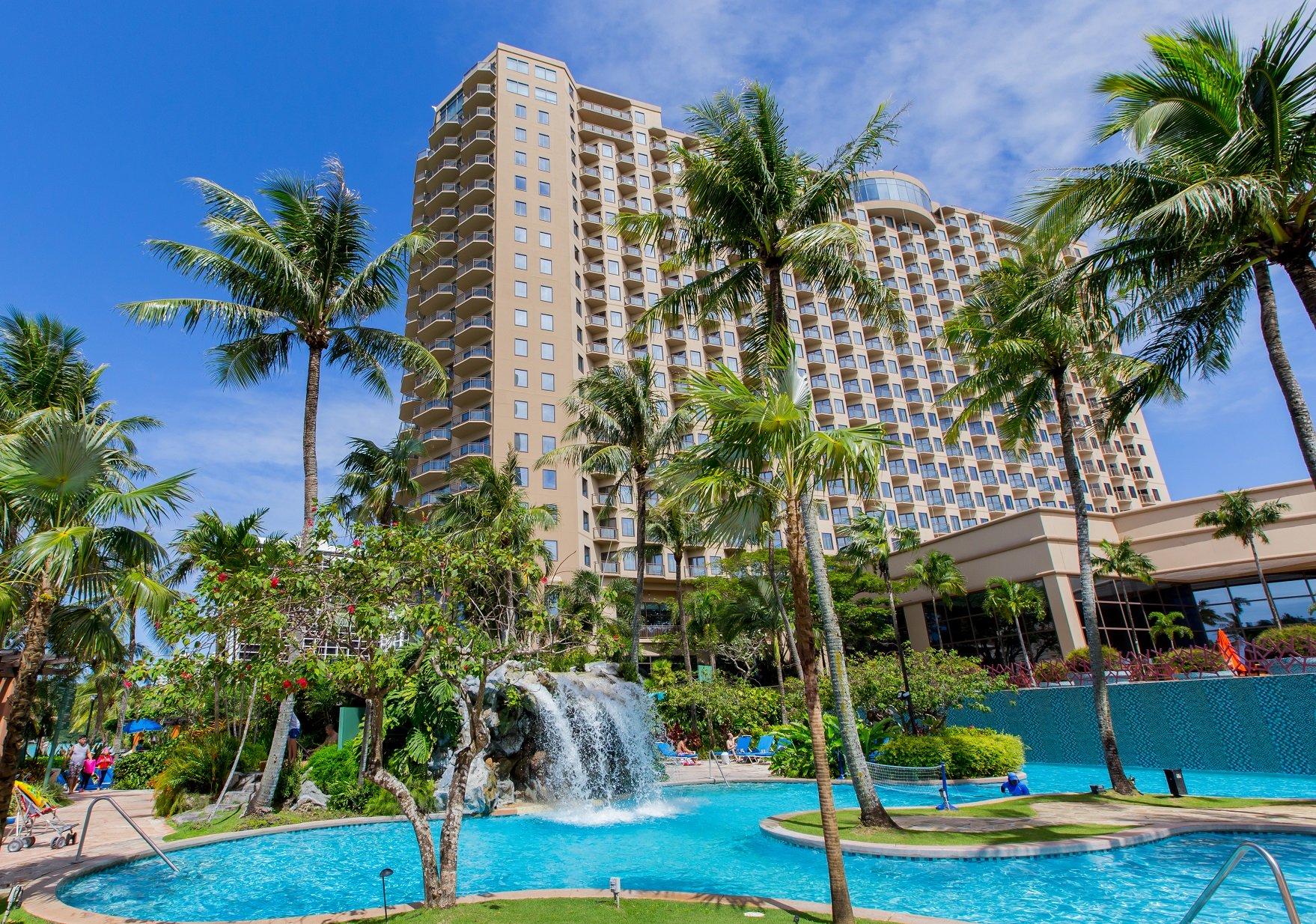Dusit ajoute un hôtel de plage et un centre commercial à Guam